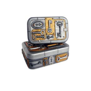 A BOX FULL OF KEYS