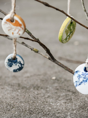 Air-dry Clay Decorations
