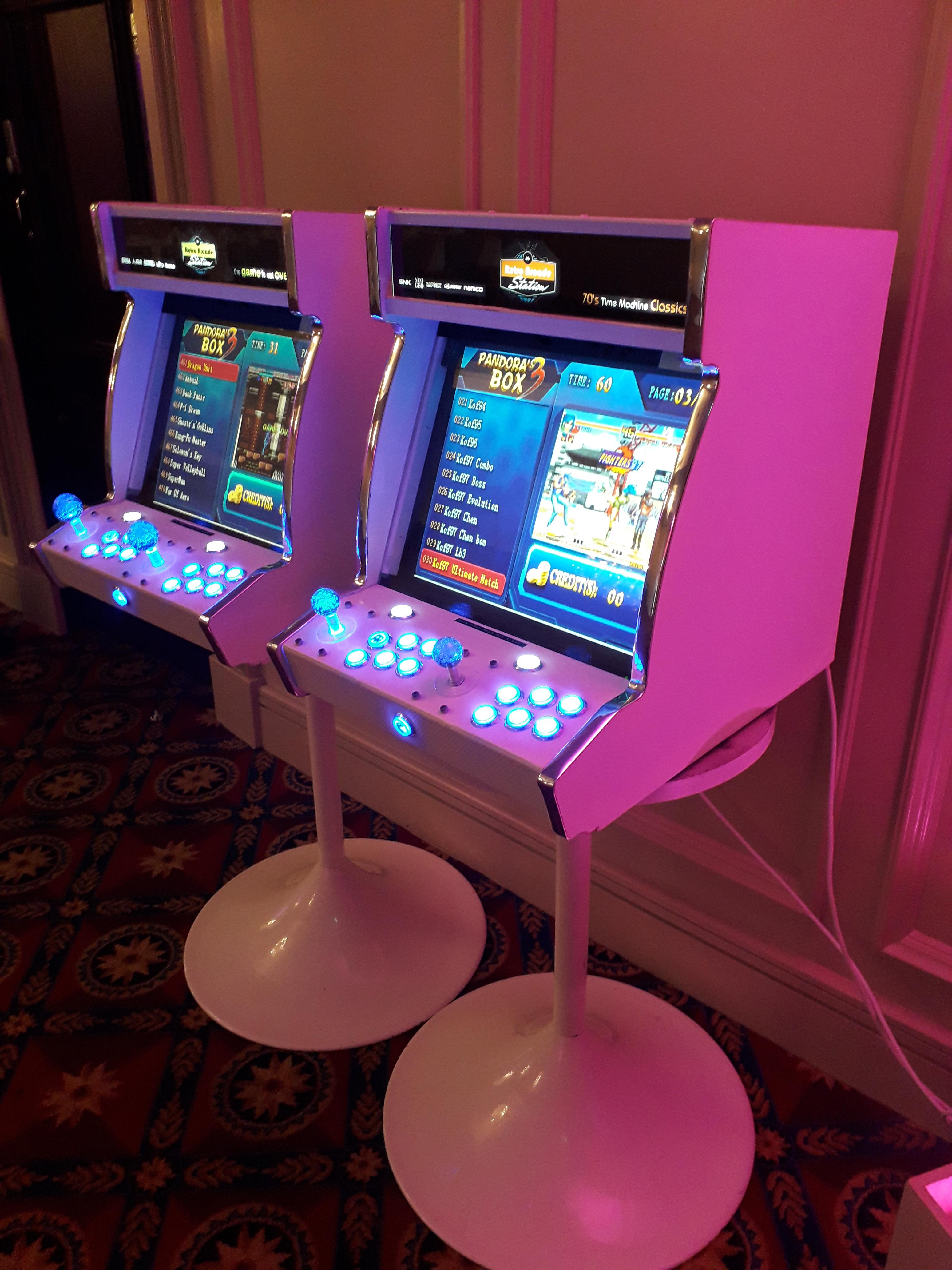 Bartop Retro Arcade
