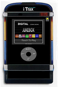Itrax Digital Jukebox