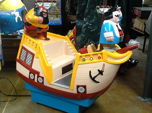 Pirate Ship Captain Pugwash
