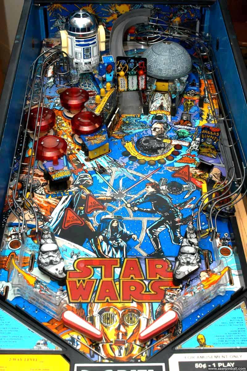 Star Wars Play Field
