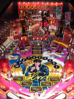 Stern Elvis Playfield