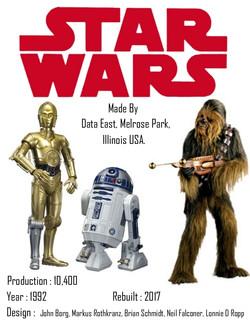 Star Wars Flyer