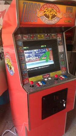 Street Fighter Retro Arcade