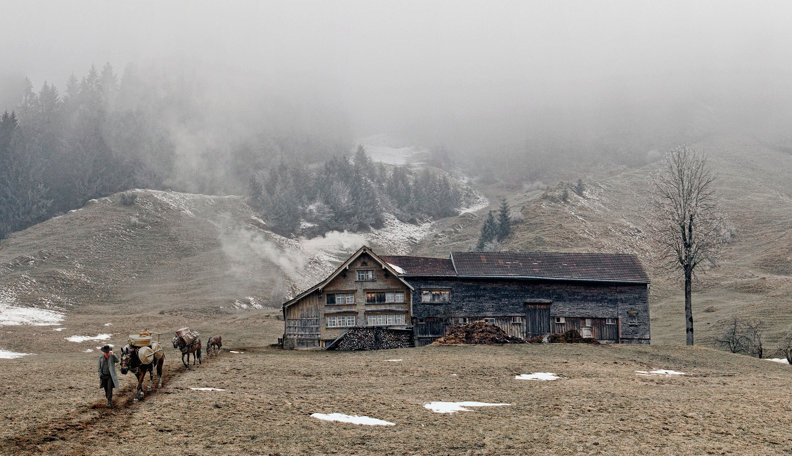 Landschaft_mit-_Saumpferden-kurz