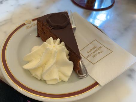 チョコレートケーキの王様