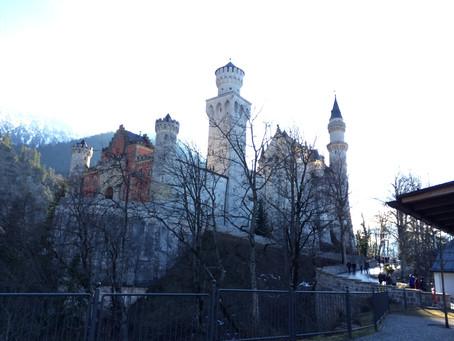 ノイシュバンシュタイン城🏰