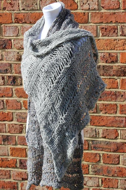 Multi style scarf / shawl / wrap / dress