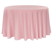 Polyester-Tablecloth-Round-Dusty-Rose-Ma