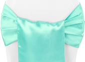 Turquoise satin sash.png