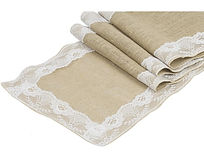 Burlap-Wedding-Lace-Table-Runner-Natural