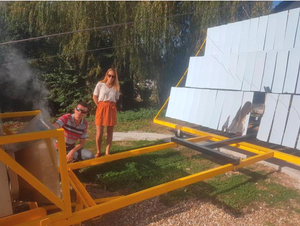 SOLAR FIRE : Le nouveau projet de CPM Industries