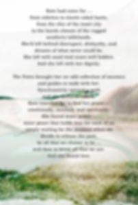 Finding Her Peace back cover