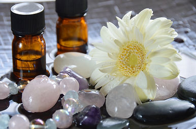 Crystals, Oils, Essences for Crystal Resonance