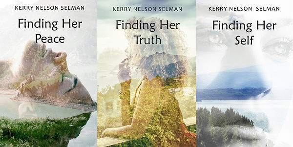 Three-book Hara Series by Kerry Nelson Selman