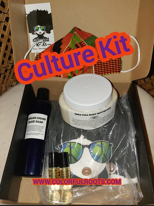 The Black Box Culture Kit