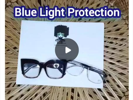 👀 Blue Light Lens Demo 👓