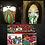 Thumbnail: 12 Ankara / Kente Face Protection Mask ReUsable
