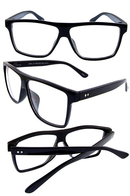 Smart Guy Black Frames