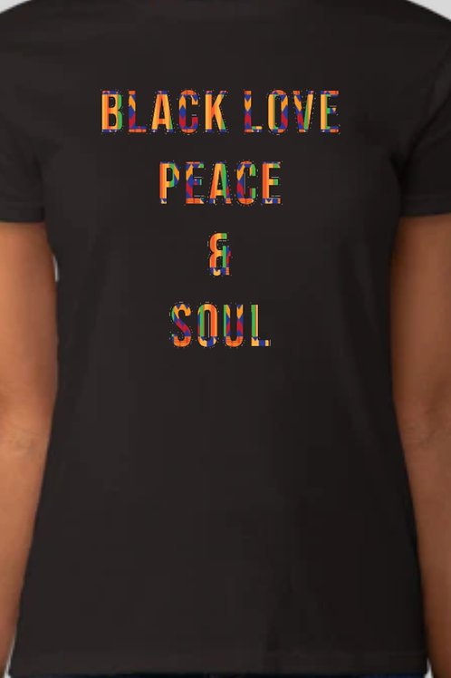 Black Love Peace and Soul