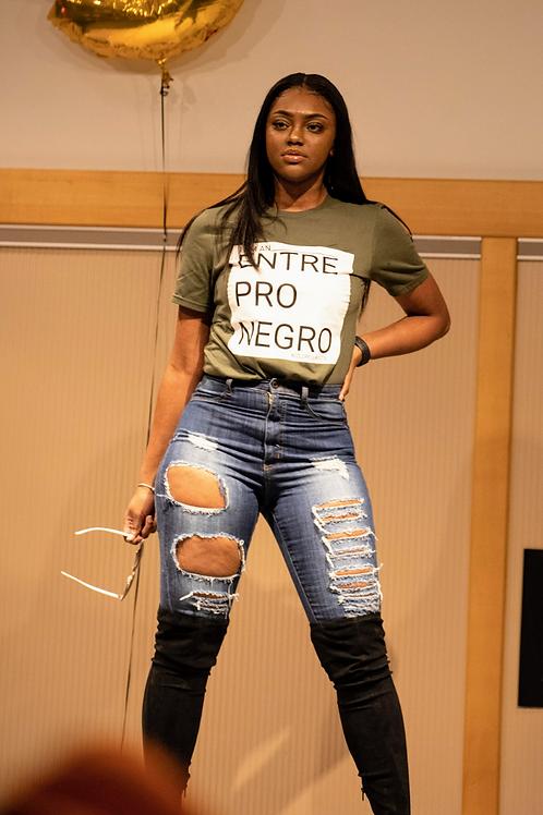 Entre Pro Negro Shirt