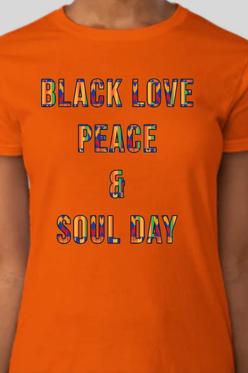 Peace Love & Soul Day