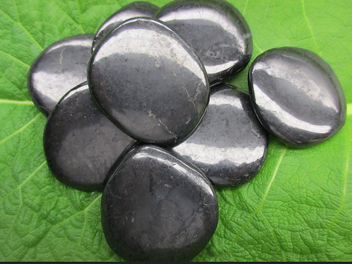 A Shungite Pocket Stone Bundle 5