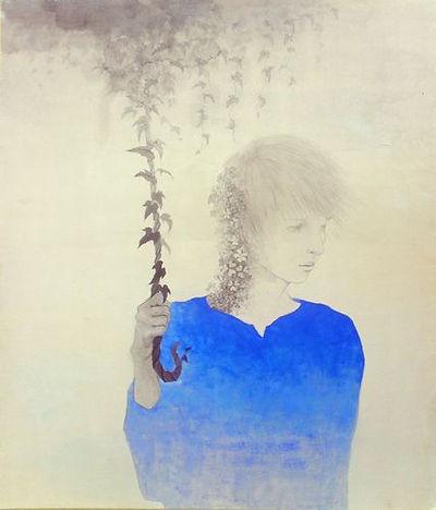 Mini_Blue_2011_53x45.5cm_colour on paper