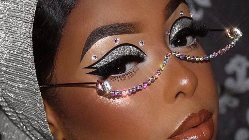 Gypsy- Women's Rimless Sunglasses