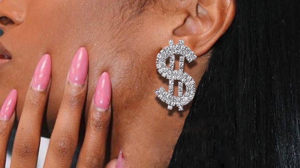 Young Boss- Women's  Earrings