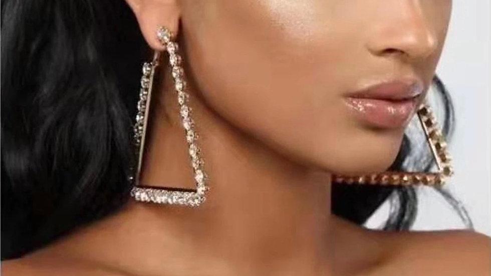 Bermuda Triangle - Women's Earrings