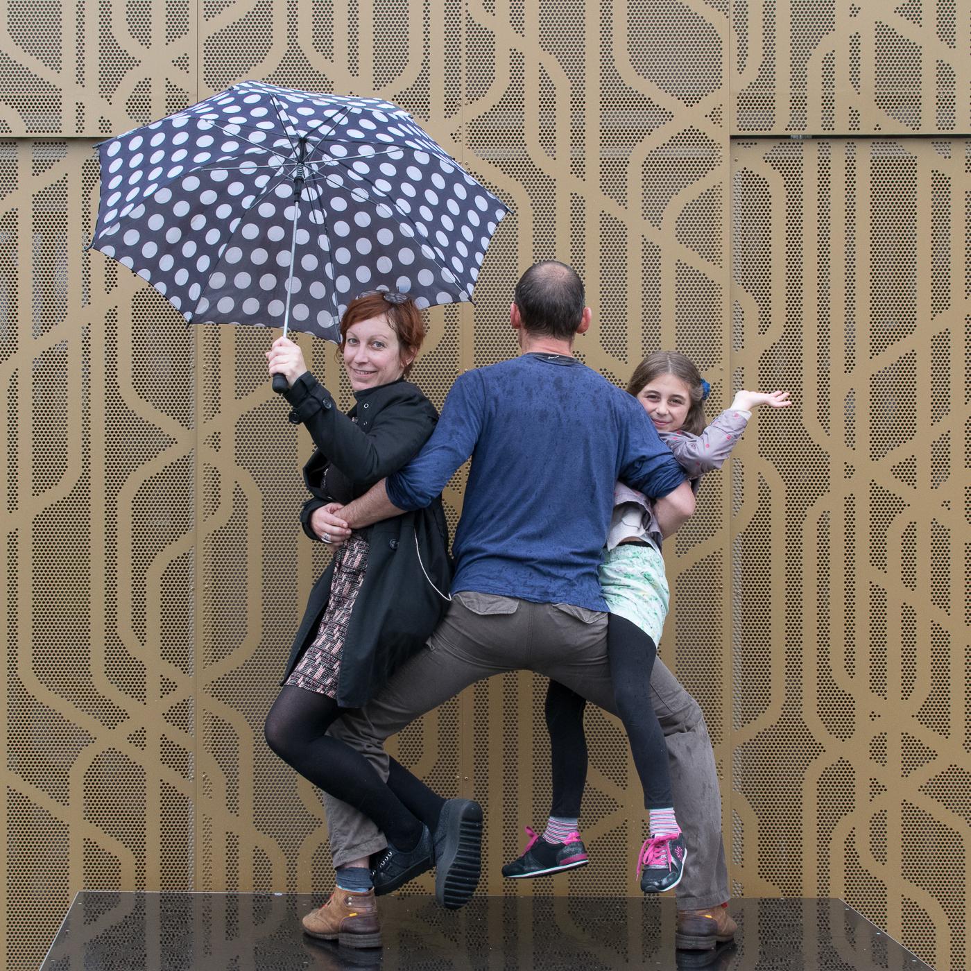 Parapluies 2016 - 1 parapluie pour 3