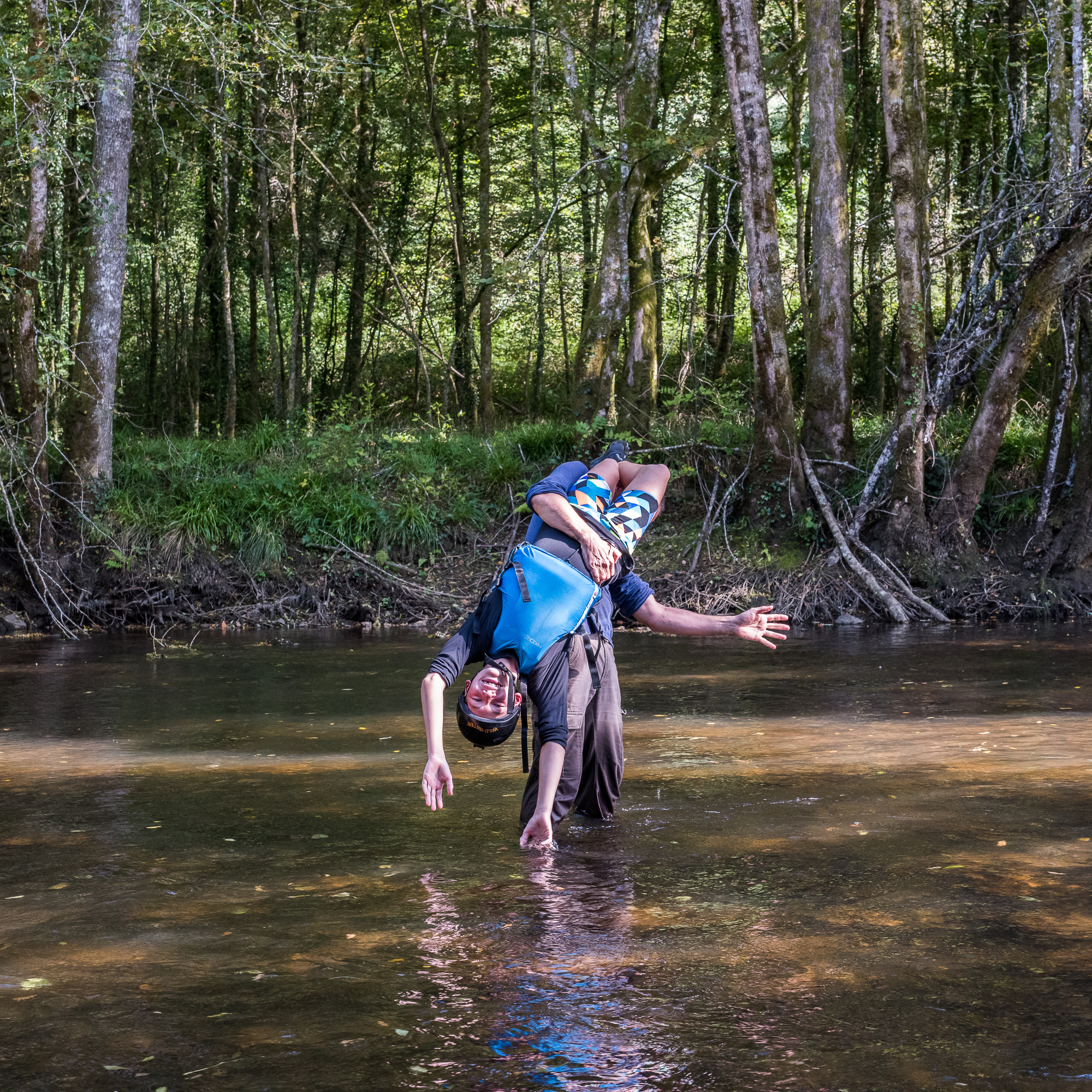 Kayak - La fluidité