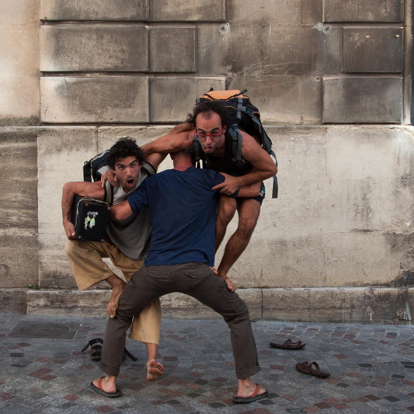 Arles 2015 - Le cirque