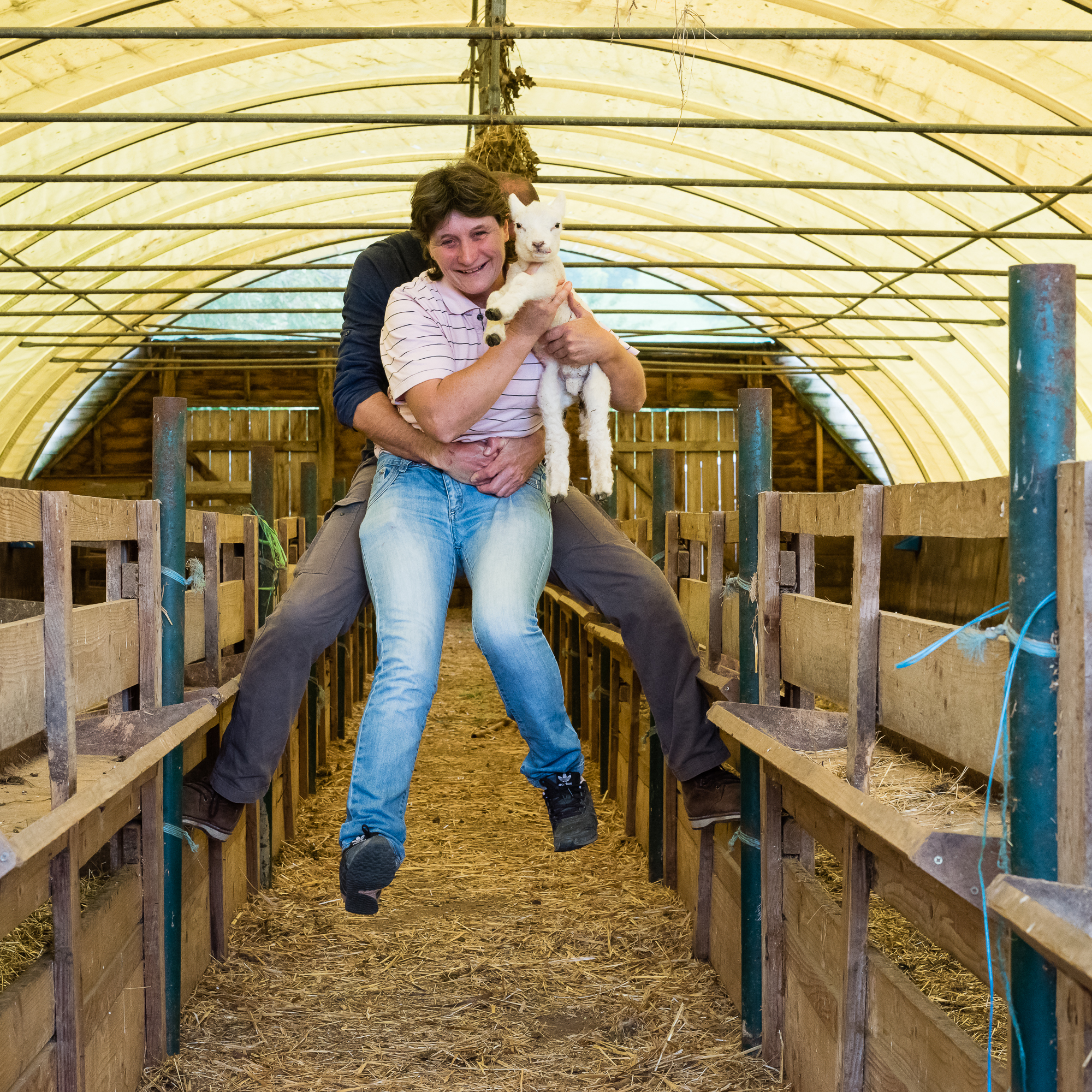 Agricultrices - Fabienne