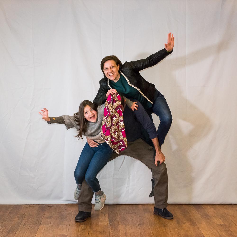 Ecoles Lyon - La tour humaine