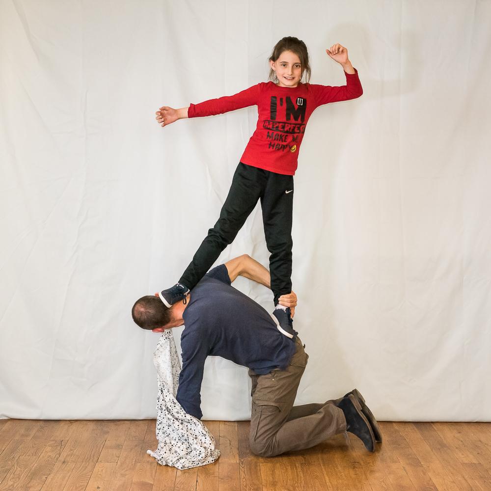 Ecoles Lyon - Équilibre «Badaboum»