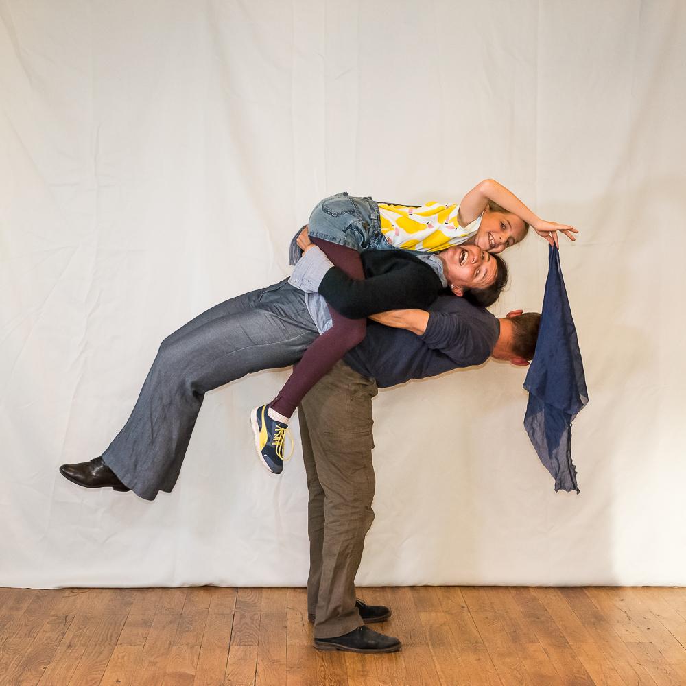 Ecoles Lyon - Le sourire acrobatique