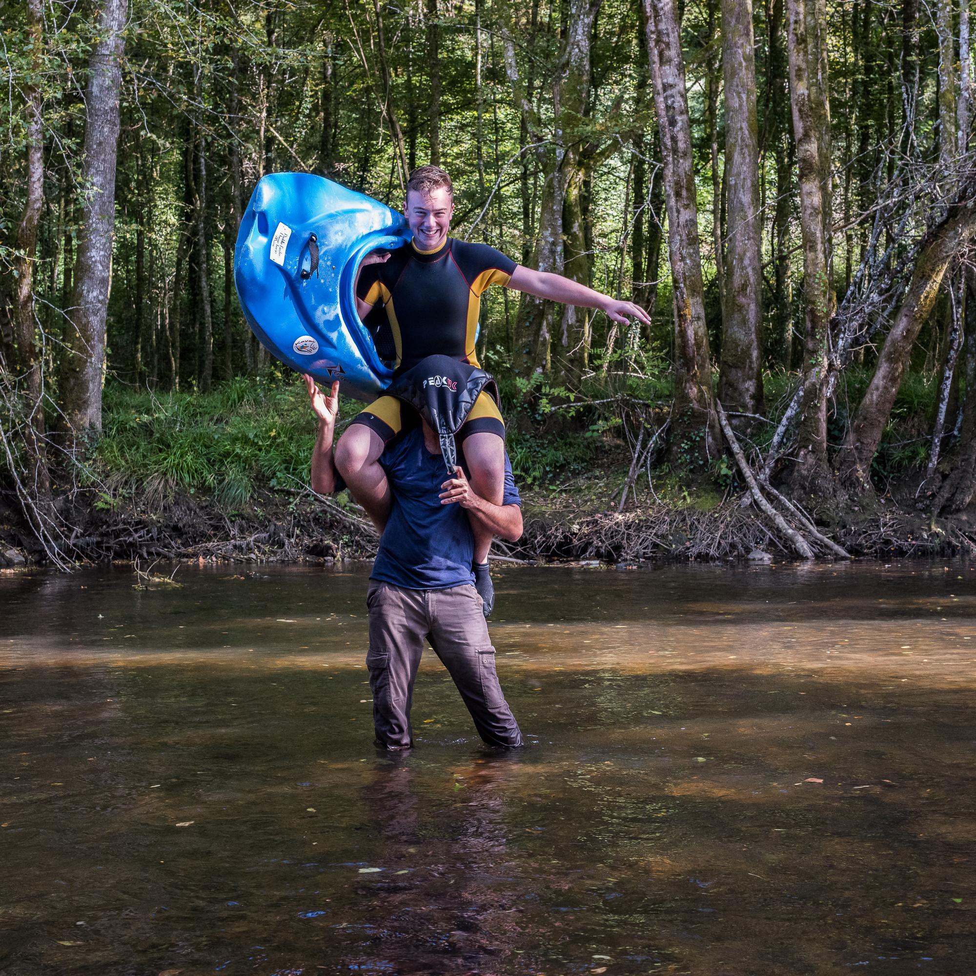 Kayak - Le free style
