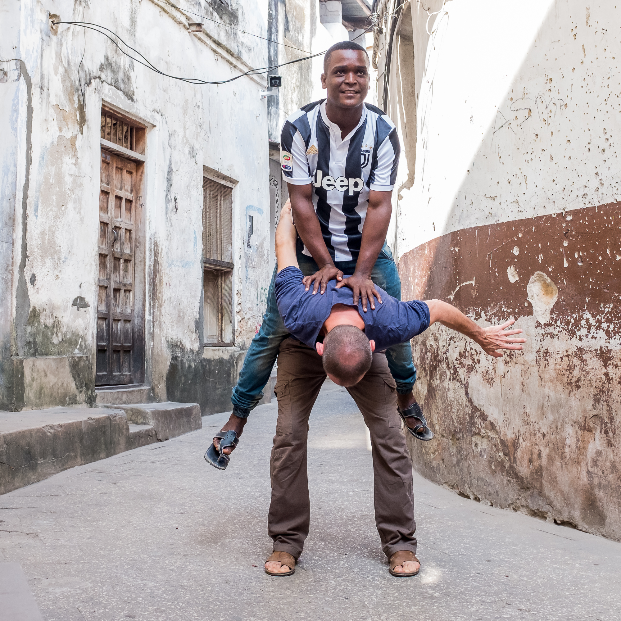 Stone Town - Jeep_