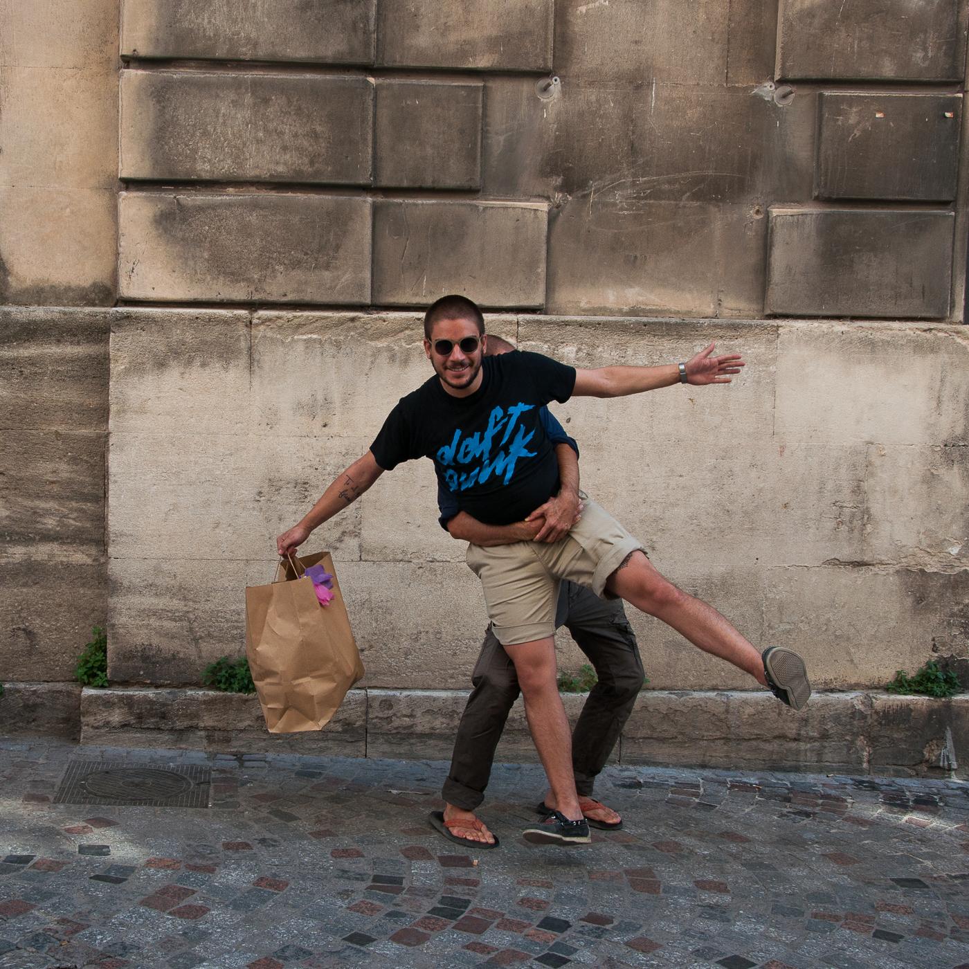 Arles 2015 - Paper bag