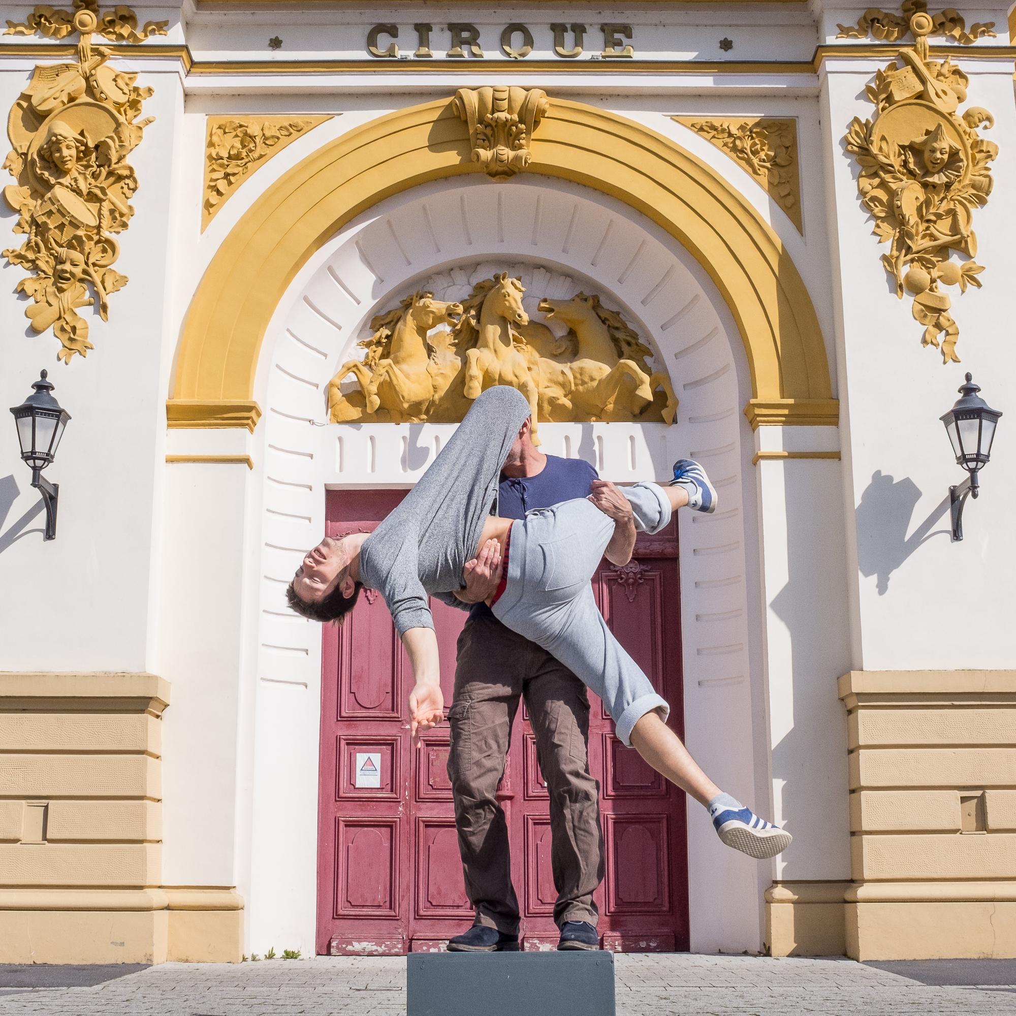 Cirque - Davide