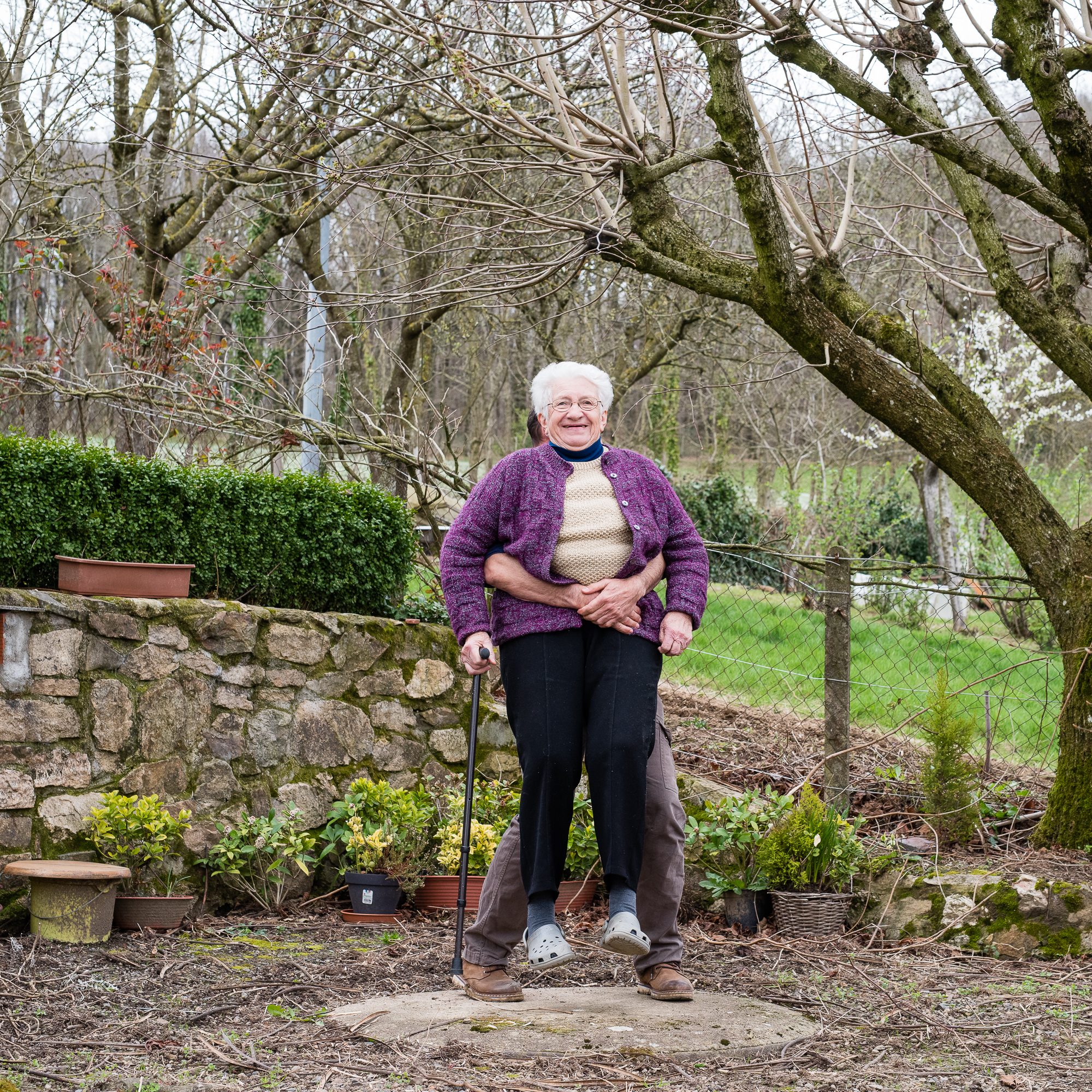 Agricultrices - Denise