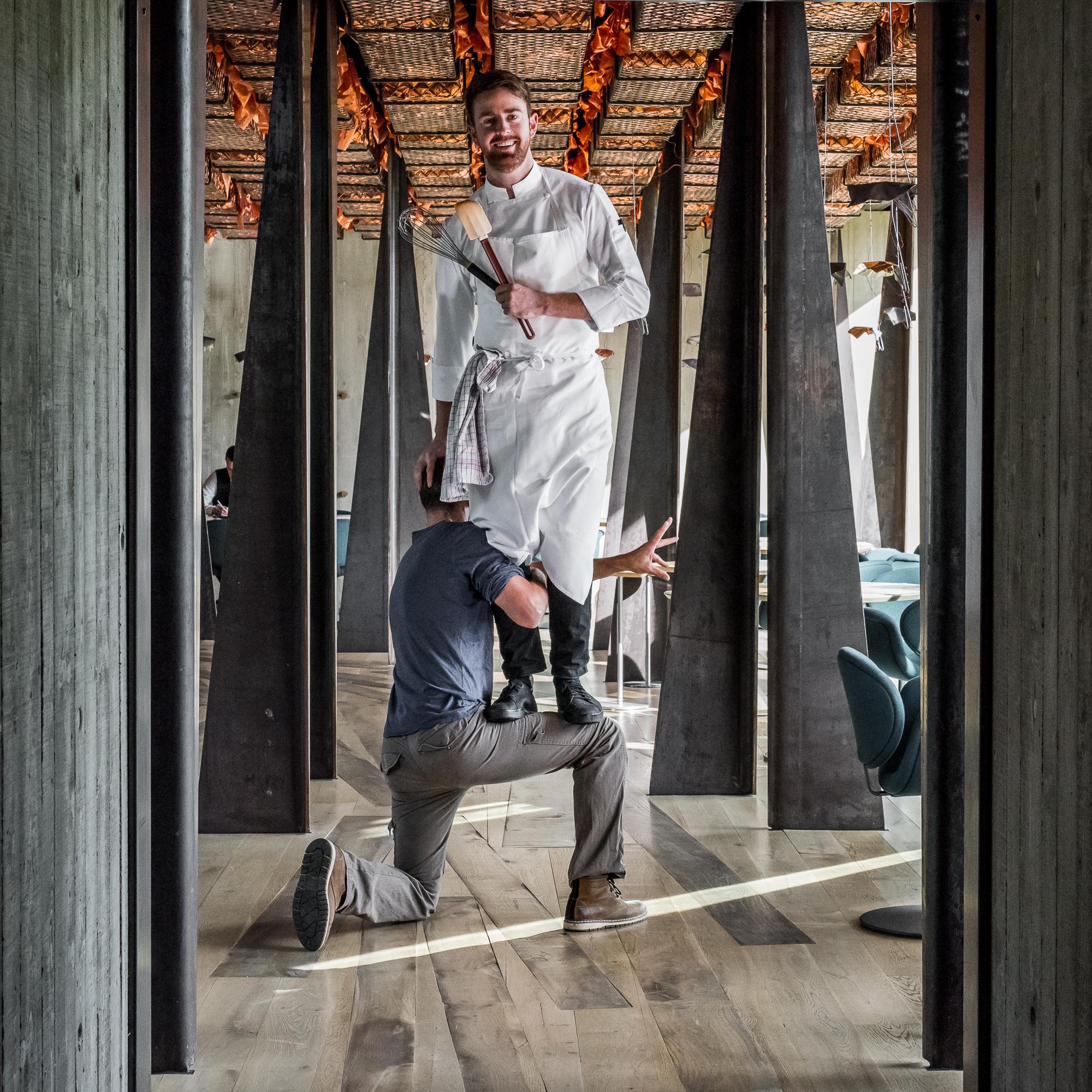 Restauration - La grande cuisine