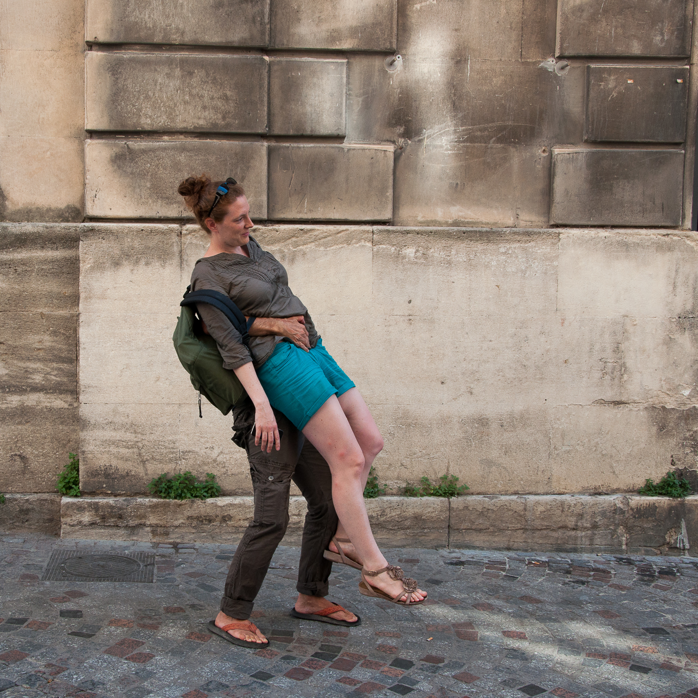 Arles 2015 - Un pas