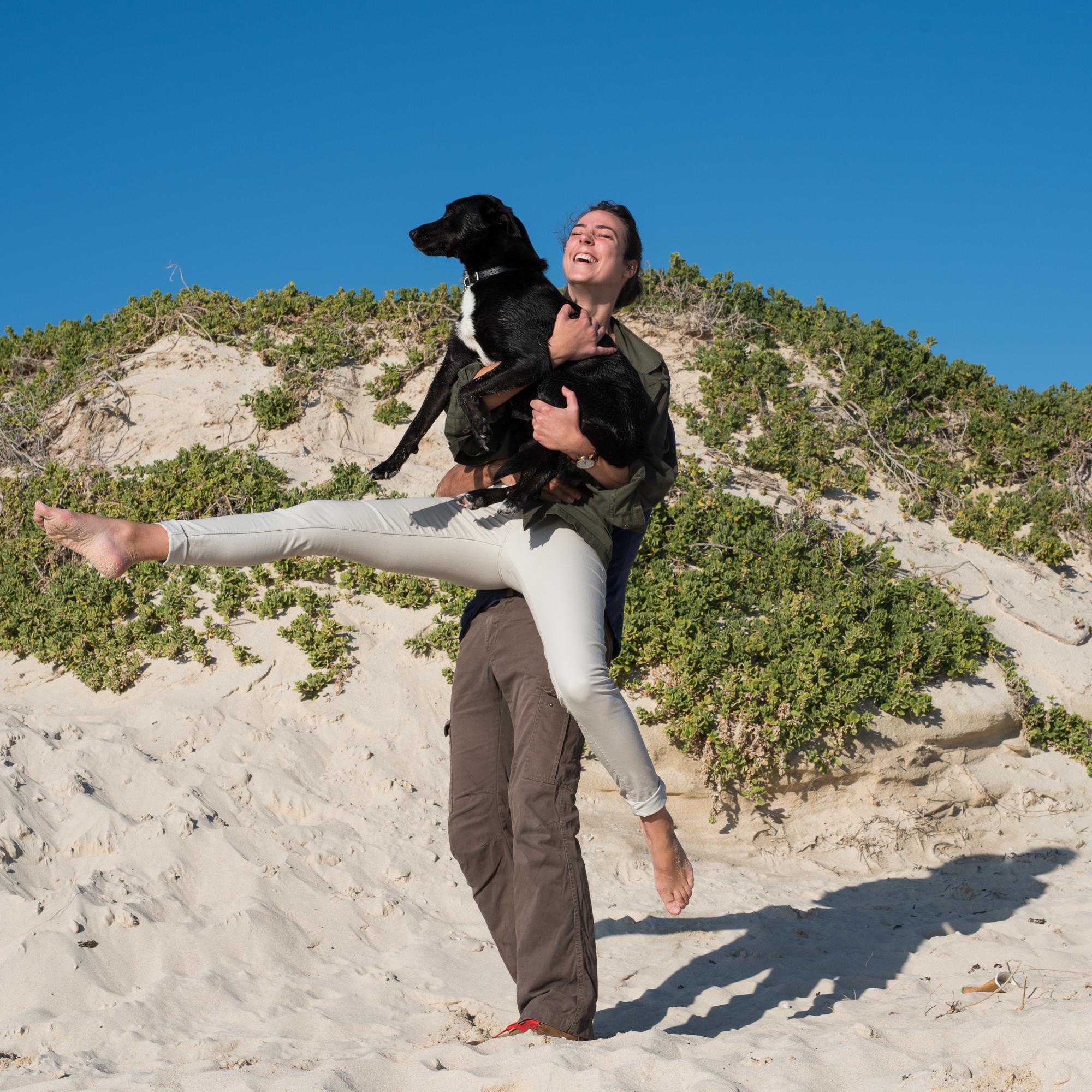 Dog Beach Perth - Avoir du chien