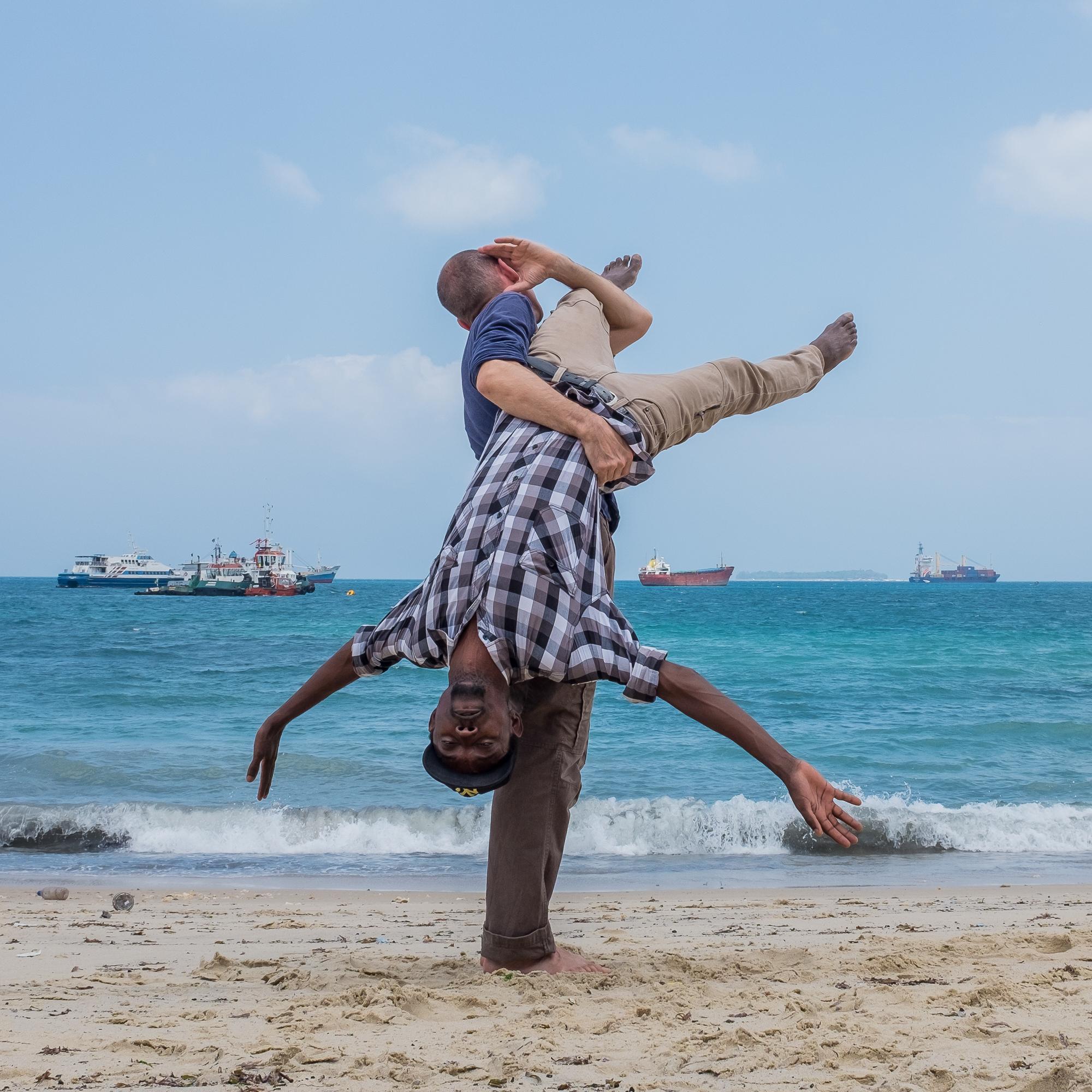 Zanzibar beach - Catnap_
