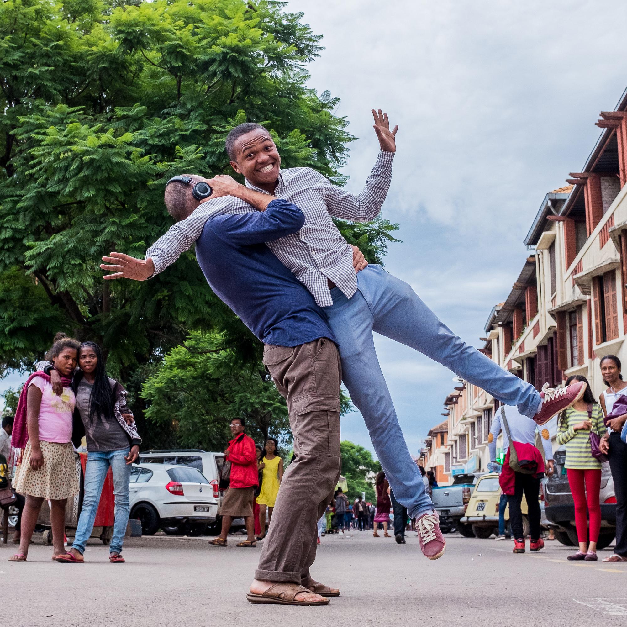 Antananarivo - Casque