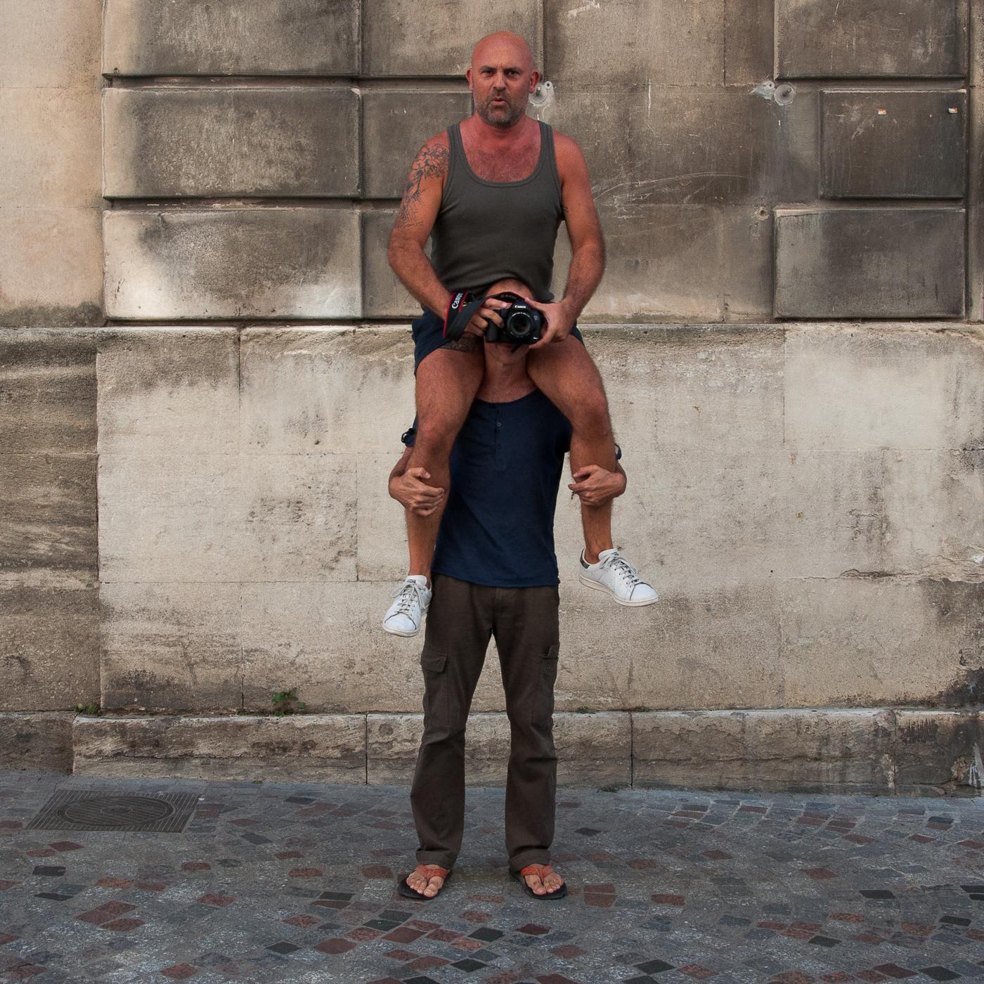 Arles 2015 - Face de photo